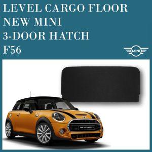 Level cargo floor New Mini 3-Door Hatch F56
