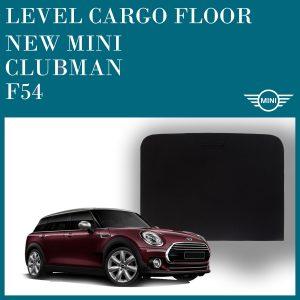 Level cargo floor Mini Clubman f54